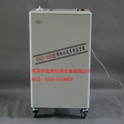 SHZ-95B循环水多用真空泵