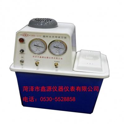 江苏/浙江/上海/湖南/湖北/江西/四川/重庆/广东/广西/福建  SHB-III循环水真空泵