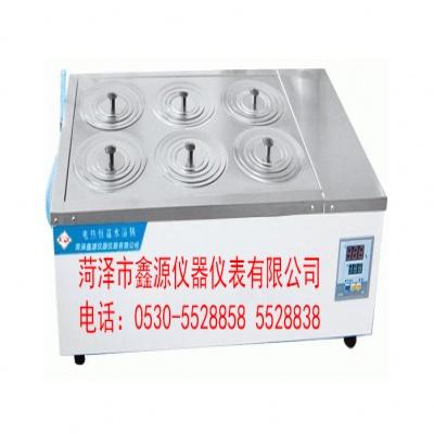 黑龙江/吉林/辽宁/陕西/甘肃/内蒙  XYSY-S-6型电热恒温水浴锅