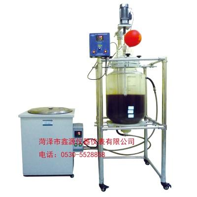 黑龙江/吉林/辽宁/陕西/甘肃/内蒙   XYF双层玻璃反应釜组合装置